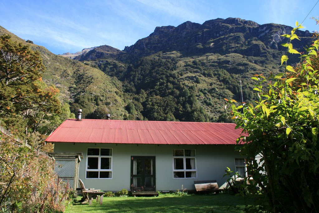 Tititea Lodge Mt Aspiring